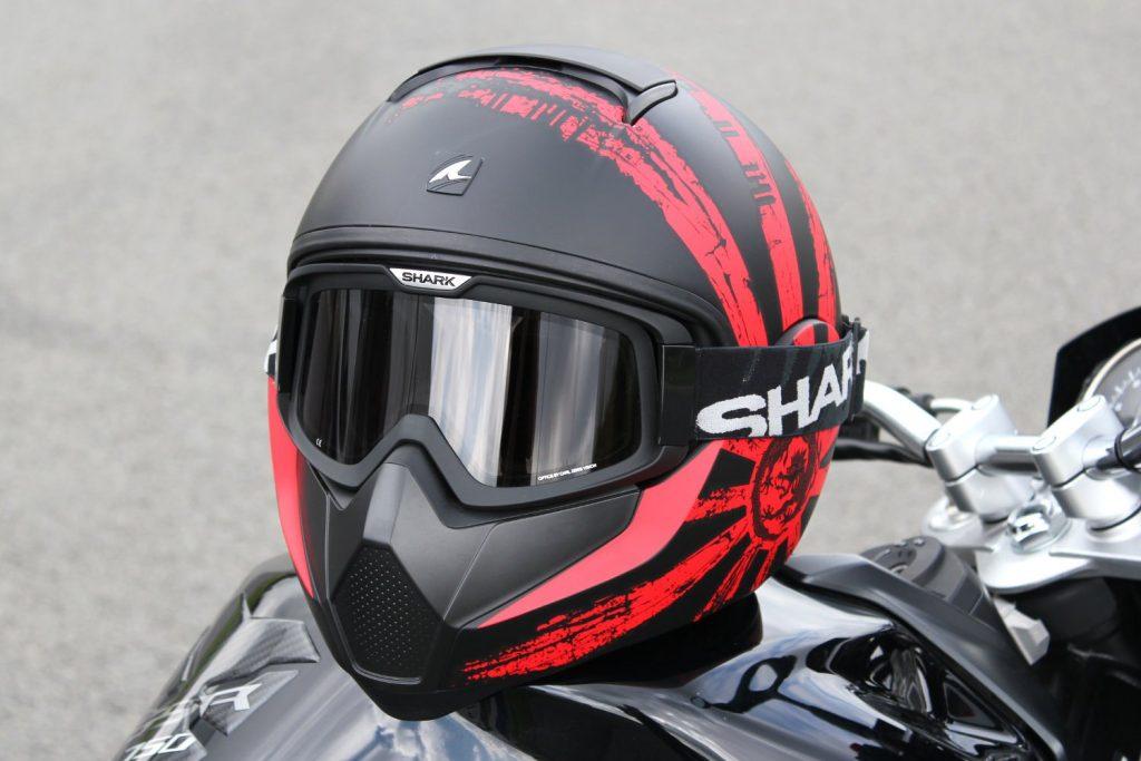 Le casque Shark Vancore, quel look !