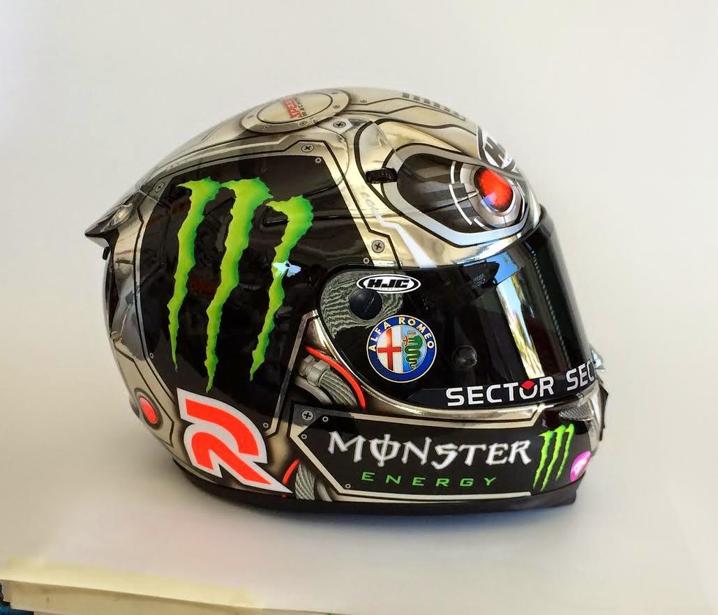 Le logo Monster est toujours bien présent !