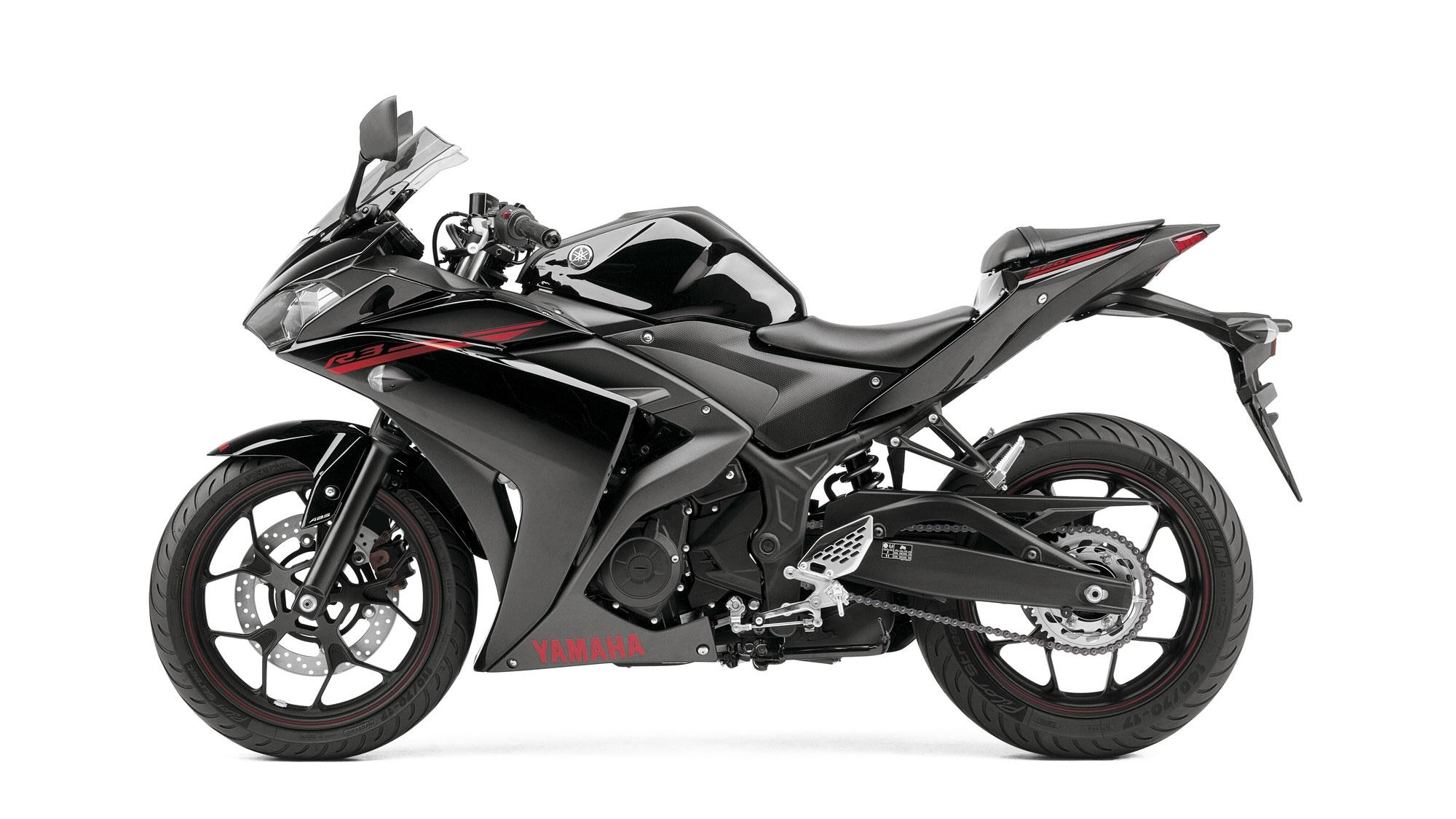 yamaha yzf r3 une nouvelle moto sportive 300 cm pour 2015. Black Bedroom Furniture Sets. Home Design Ideas