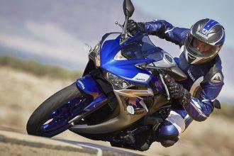Yamaha YZF R-3, nouveauté sportive 2015