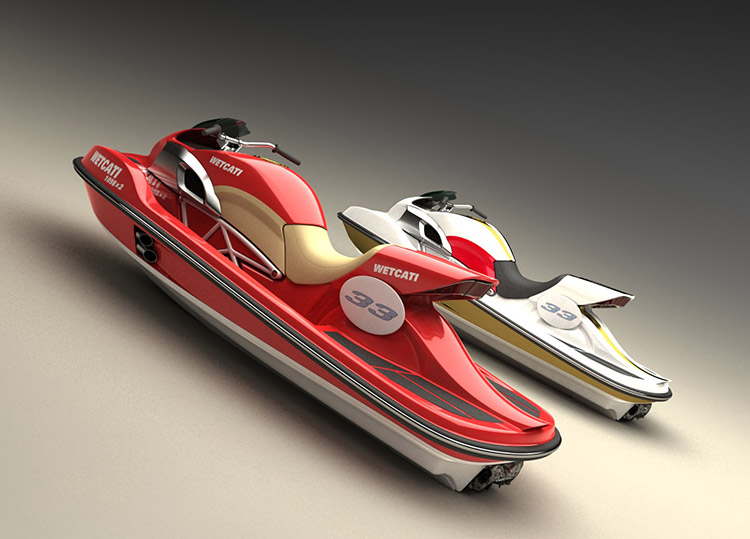 Rouge et blanc, les deux coloris traditionnels de Ducat'