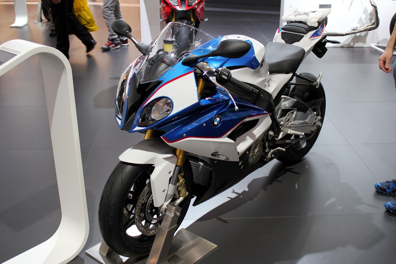 BMW S 1000 RR modèle 2015