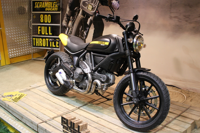 Ducati 800 Scrambler