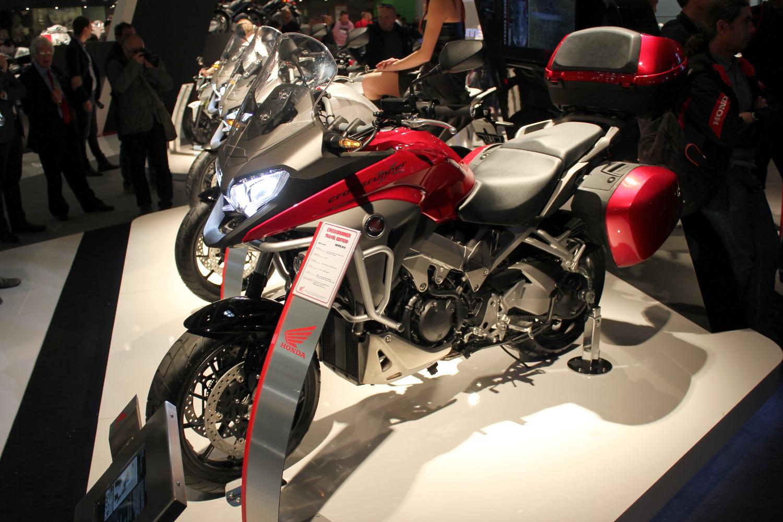 Honda 1200 Crossruner modèle 2015