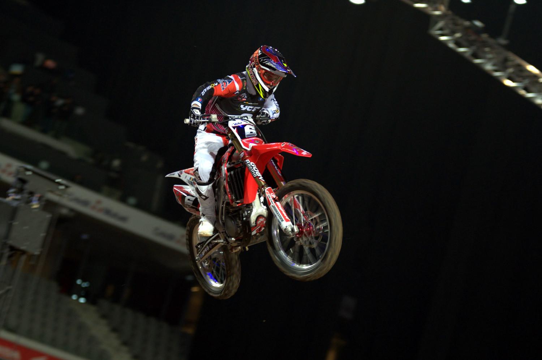 Josse Sallefranque termine les essais libres à la 11ème place SX2
