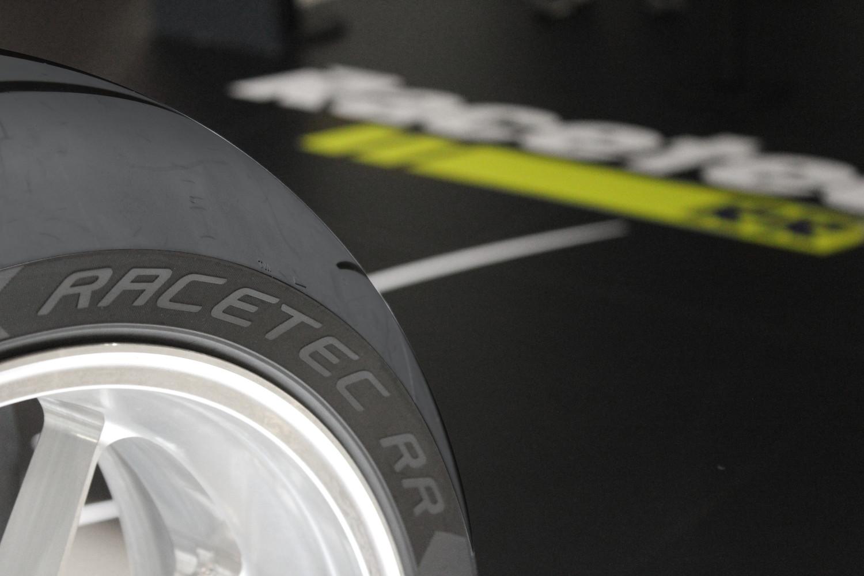Les Metzeler Racetec RR ont été présentés au dernier salon EICMA de Milan