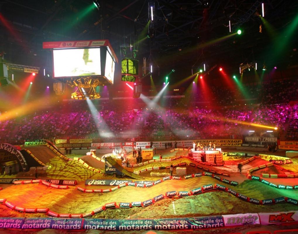 Programme du Supercross de Lille