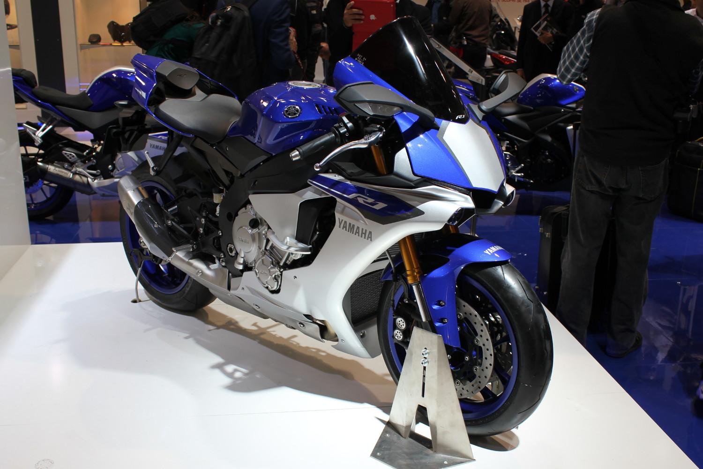 Yamaha YZF 1000 R1 2015