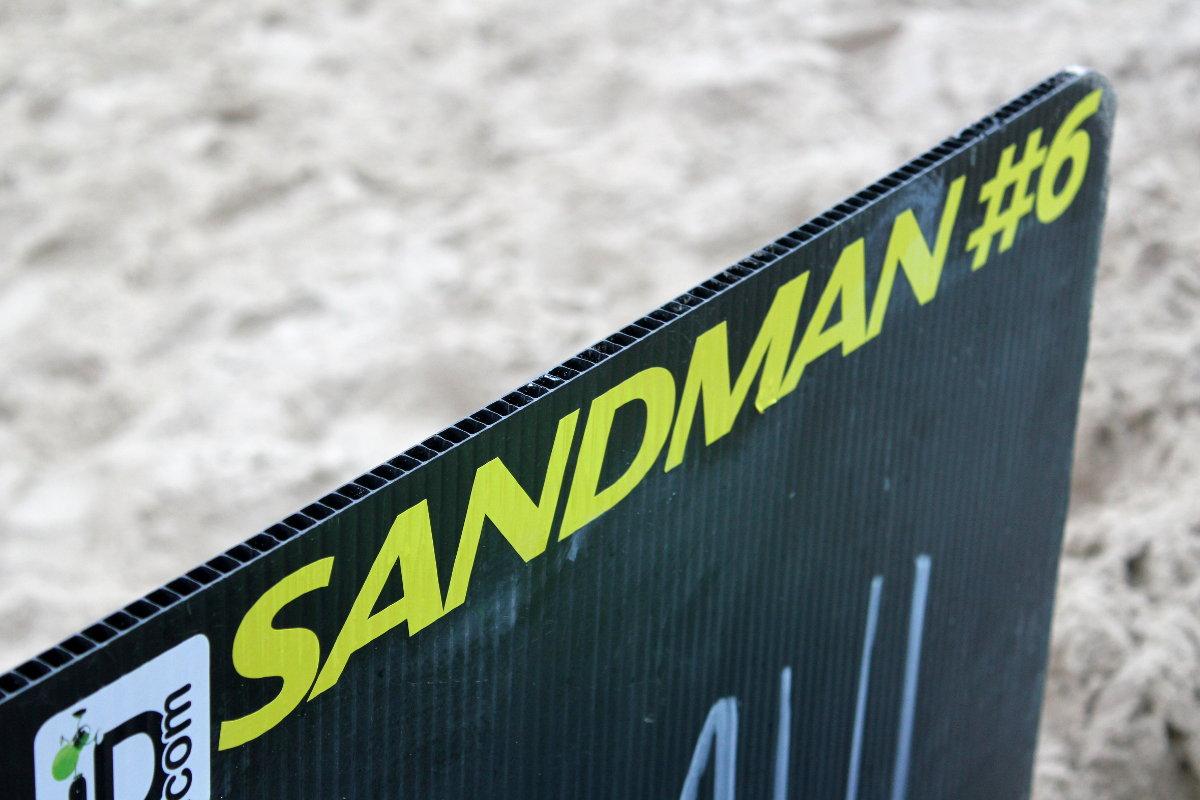 Sandman, le surnom d'Arnaud