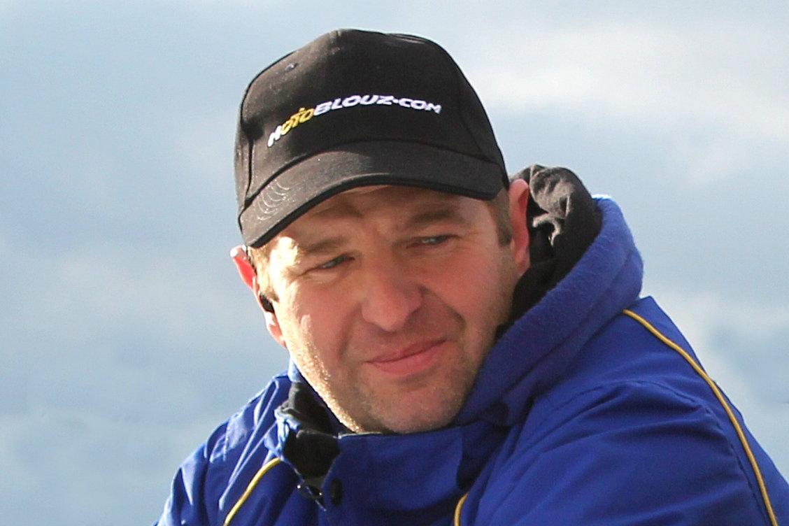 Arnaud Demeester, pilote Motoblouz en 2015