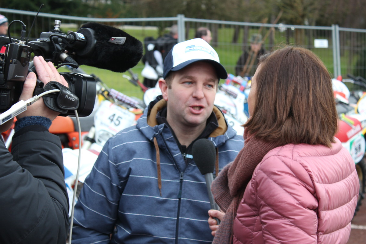 Interview expresse avec France 3 Nord
