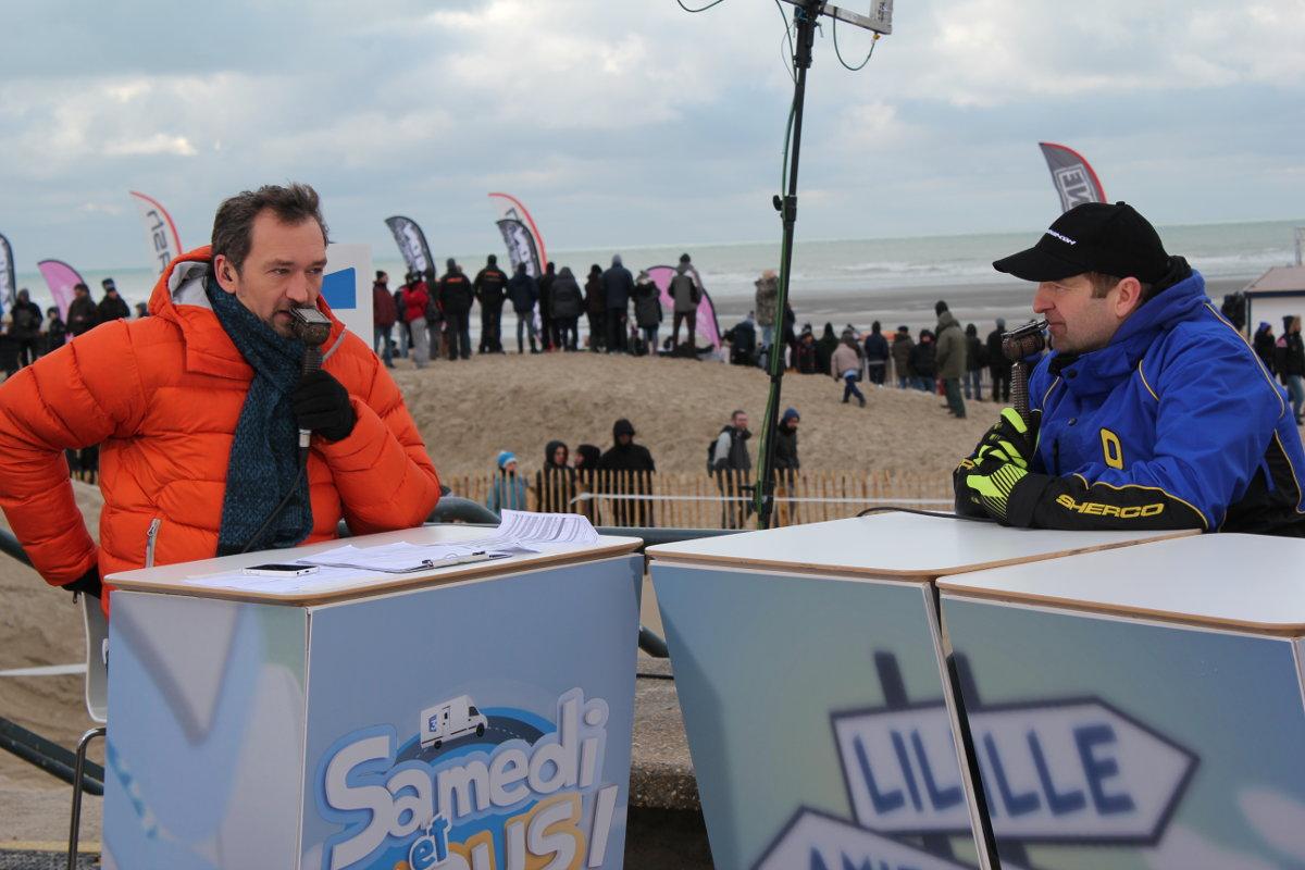 """Sur le plateau de """"Samedi et vous"""", l'émission de France 3 Nord"""