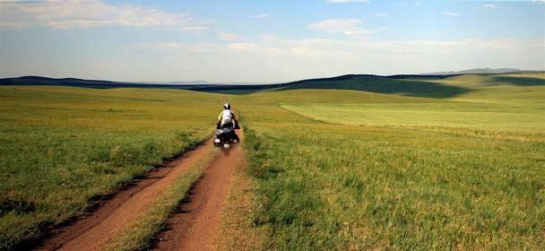 Sur les pistes mongoles…