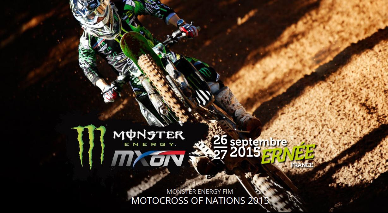 Motocross des Nations, en France cette année !