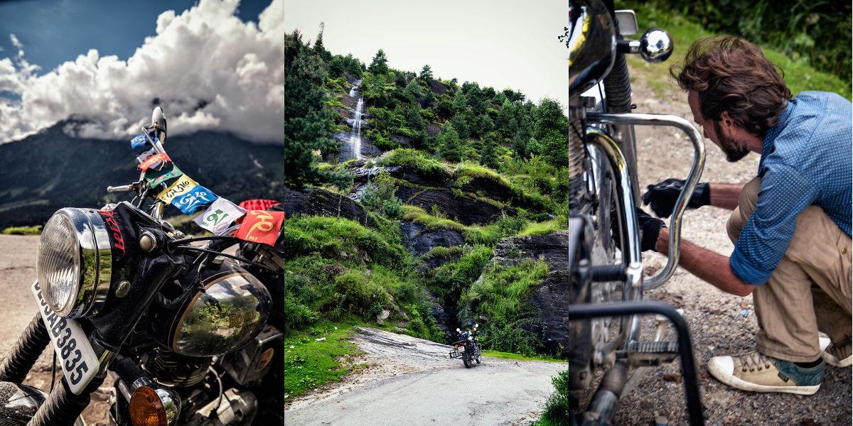 Attachante, ce classique indien de la moto réclame aussi quelques petits soins