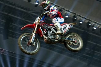 Supercross de Bercy à Lille : On y était !