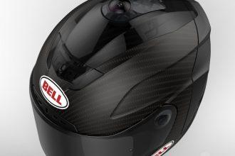 Casque Bell Star 360Fly avec caméra intelligente intégrée