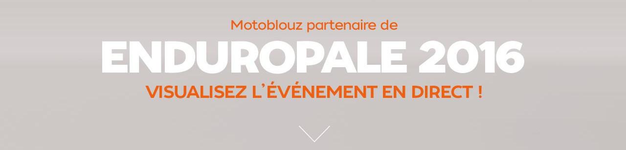 L'Enduropale, en direct sur Motoblouz !