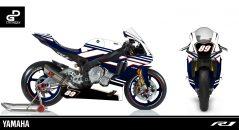 La future déco choisie par Axel Maurin pour sa Yamaha R1