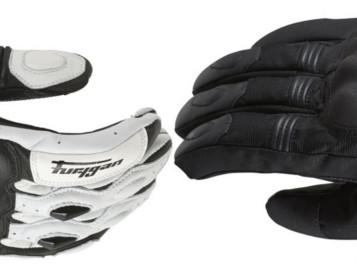 Moto : Gants hiver Vs gants racing