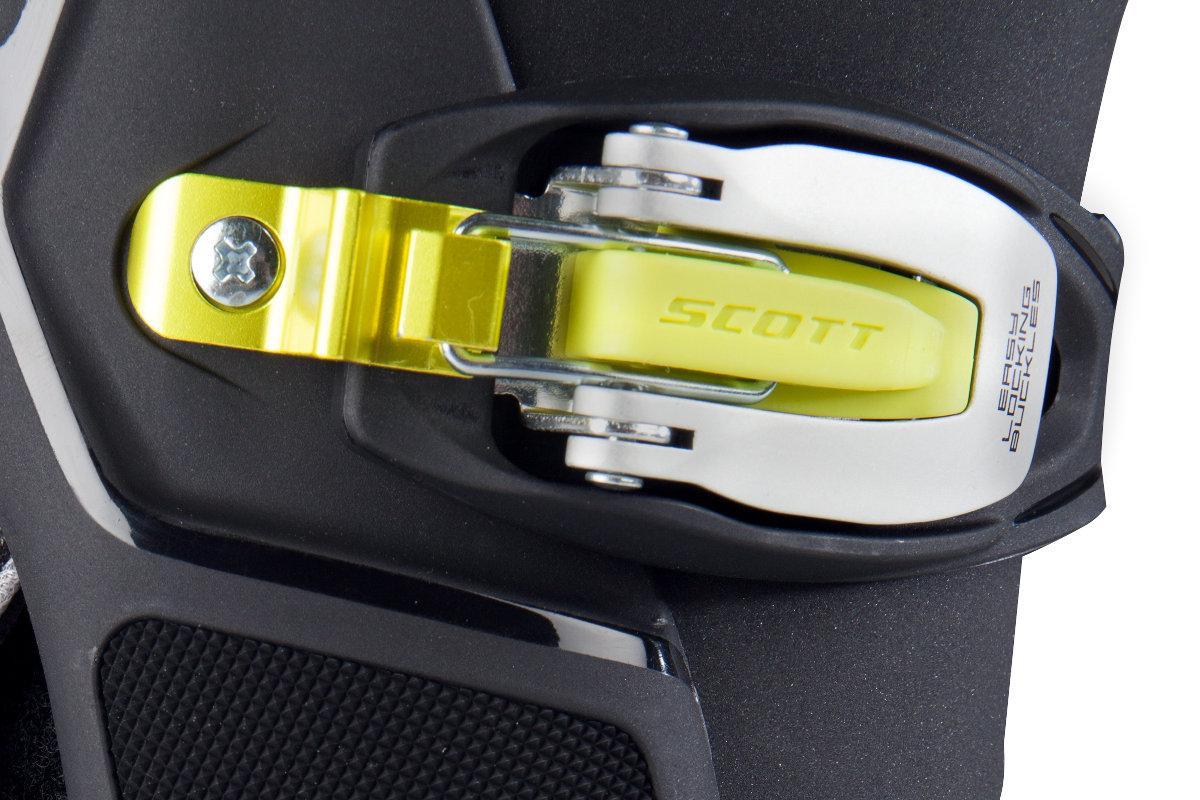 Une boucle de serrage des 550 MX, rapide et fiable