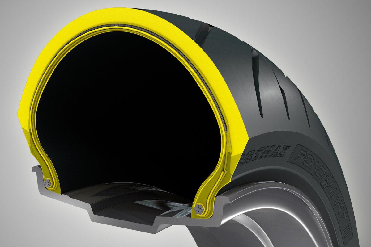 Le Dunlop Roadsmart 3 en coupe