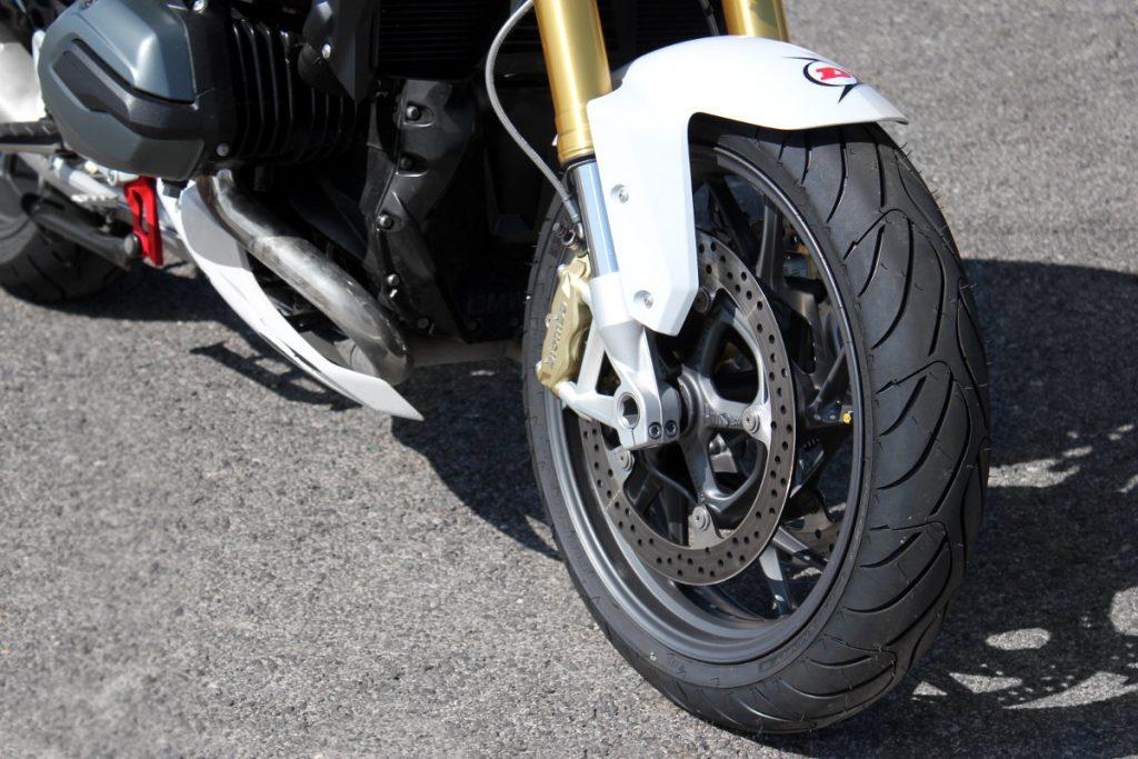 Le Dunlop Roadsmart III avant essai