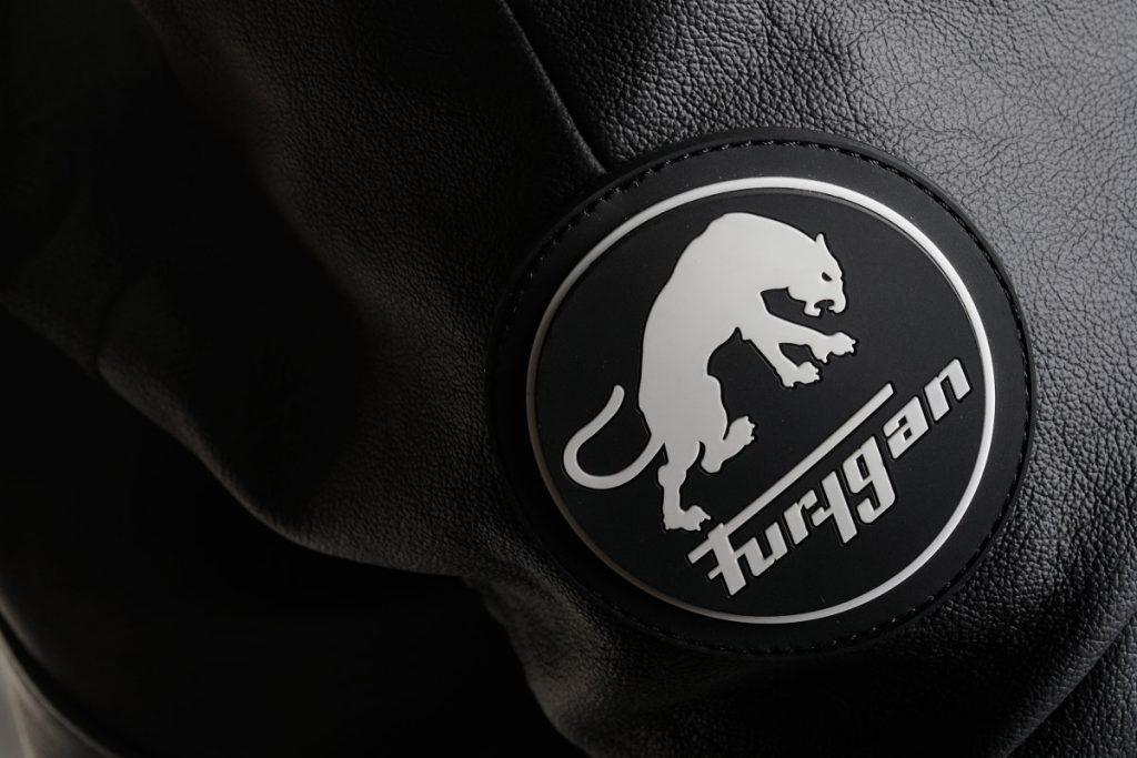 Le logo Furygan et sa célèbre panthère