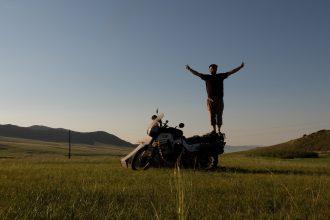Son précédent périple jusqu'en Mongolie lui a beaucoup appris