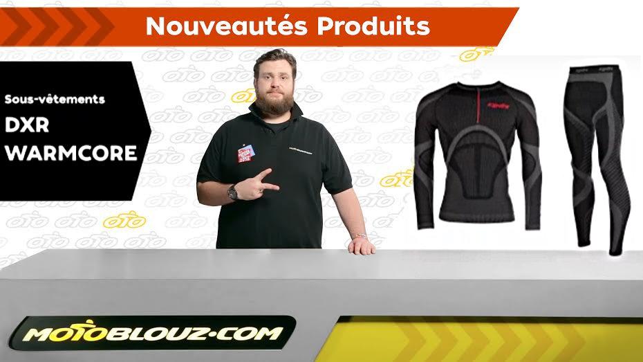 Vidéo sou-vêtements DXR Warmcore