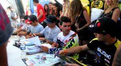 Josse Sallefranque, manager du Team SR Motoblouz et organisateur du Pros Hexis Supercross 2016
