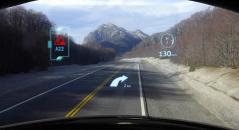 Aperçu du rendu du futur système de navigation EyeLights