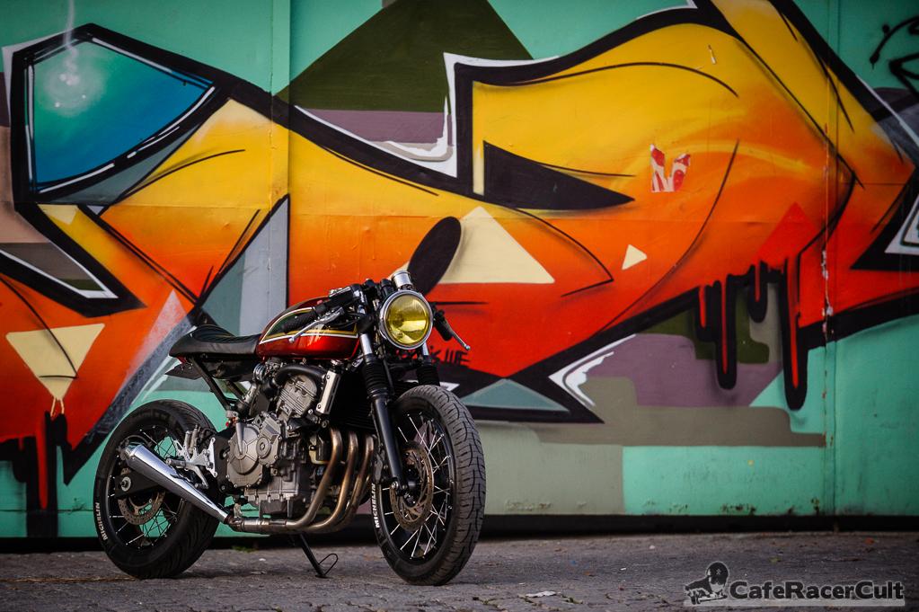 Honda Hornet V2 || 21.01.2016