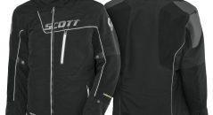 La veste Scott Distinct 1 Pro GT, vue avant et arrière