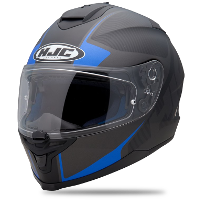 Essai casque HJC IS-17 Mission