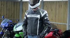 Le blouson moto Ixon Fueller Dry