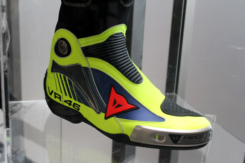 Les bottes Torque In de Rossi