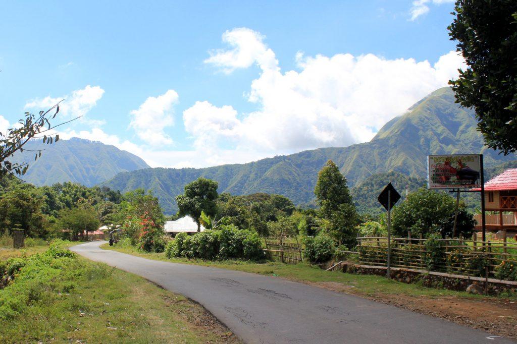 Les volcans ont façonné les paysages de l'île, pour le plus grand plaisir des yeux !