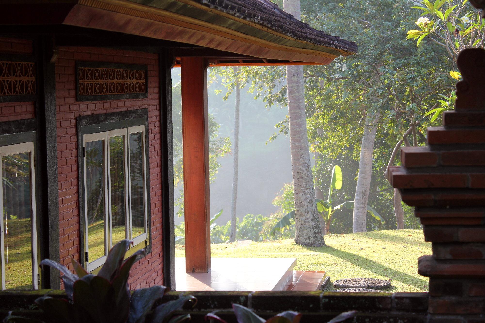 L'hebergement de caractère fait partie des charmes de Bali