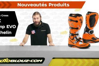 Vidéo : Les bottes cross TCX Comp EVO Michelin