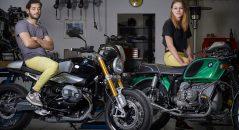 Un sous-vêtement qui convient aussi bien aux motardes et aux motards