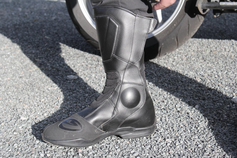 Bien choisir ses bottes moto