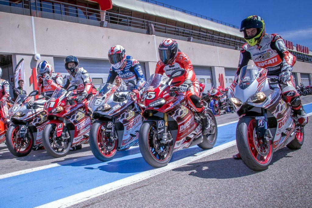 Journées circuit Motoblouz au circuit Paul Ricarld avec 4G Moto