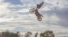 Freestyle au Supercross