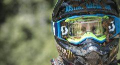 Le champ de vision est le gros atout du masque Scott Prospect, ici en version WFS