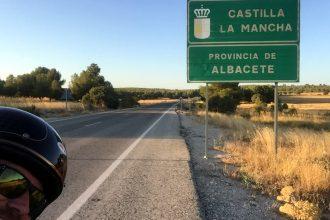 L'Espagne à moto de Benissa à Fuentealbilla : Sous le signe de la chaleur !