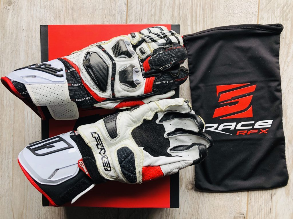 Les gants RFX de Five