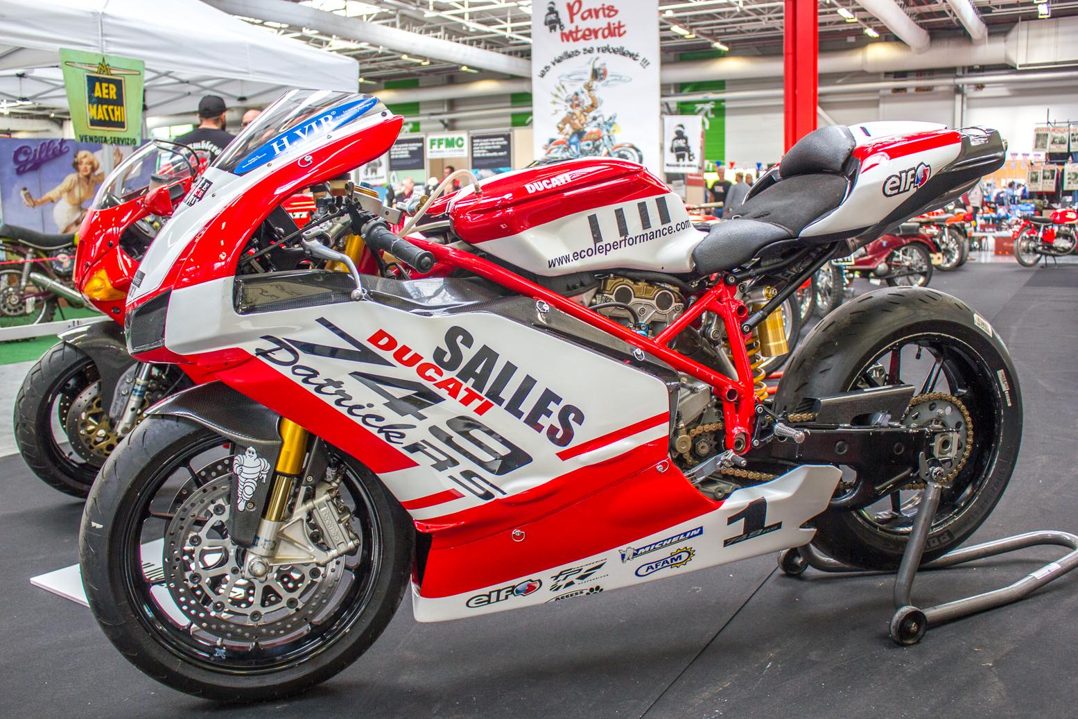 Ducati Performance Club