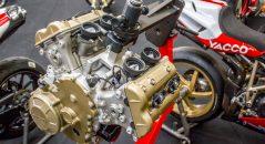 Un moteur de Ducati