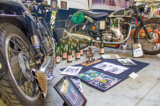 Motorama 2016 : Les motos The Vincent